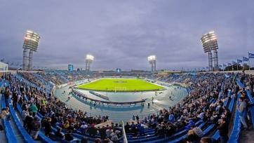 Сборная России меняет стадион. С Черногорией сыграем на «Петровском»