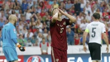 Опрос: в провалах сборной России виноваты футболисты