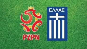 Поляки и греки голов не забили