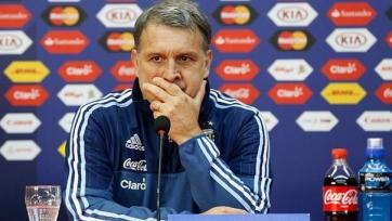 Мартино: «Наша команда всегда пытается играть красиво»
