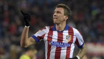 Марио Манджукич может задержаться в «Атлетико»