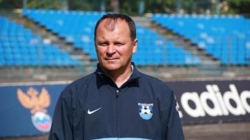 «Балтика» объявила нового тренера