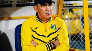 Курбан Бердыев готов остаться в «Ростове»