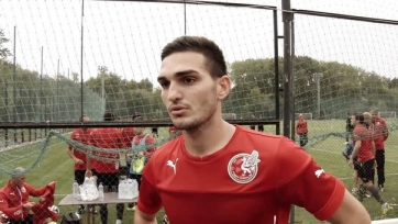 Оздоев может стать игроком «Анжи»