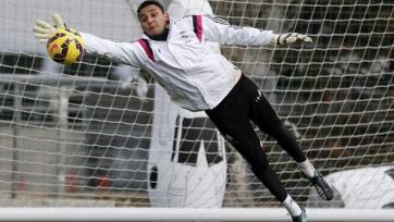«Реал» потерял Кейлора Наваса