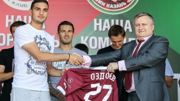 Магомед Оздоев «Рубин» не покинет