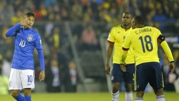 Неймар рискует пропустить четвертьфинал Кубка Америки