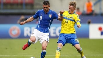 Великолепный камбэк шведов в матче с Италией