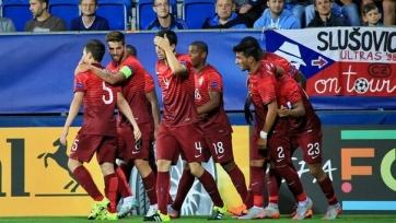 Португалия обыграла Англию в матче ЧЕ U-21