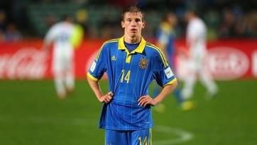 «Рома» нацелилась на хавбека молодежной сборной Украины