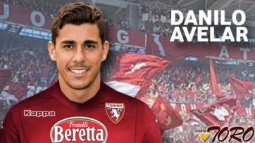 «Торино» подписал Данило Авелара
