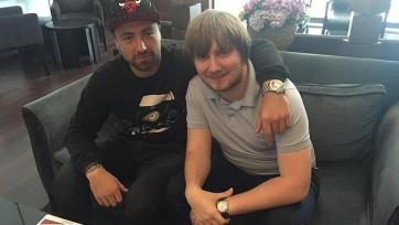 Антонов воссоединился с Романом Григорчуком