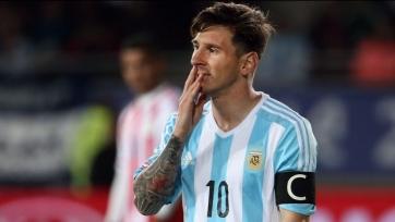 Месси: «Нашего триумфа на Кубке Америки жаждет вся страна»