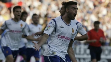 «Сарагоса» уверенно обыграла «Лас Пальмас» в первом матче финала
