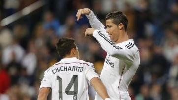 Хавьер Эрнандес «Чичарито» разочарован отношением «Реала»