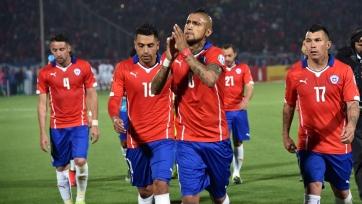 Сборная Чили разгромила Боливию