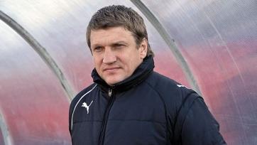 Валерий Есипов стал главным тренером «Тамбова»