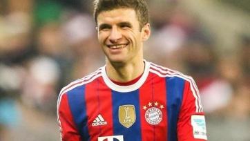 Мюллер надеется стать чемпионом Германии четвертый раз кряду