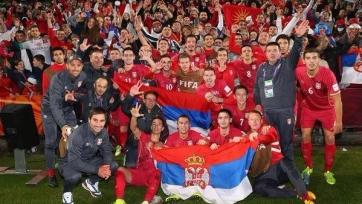 Сербия обыграла бразильцев в финале молодёжного ЧМ