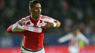 Барриос надеется быстро адаптироваться к бразильскому футболу