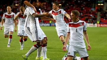 ЧЕ U21: Немцы разгромили датчан