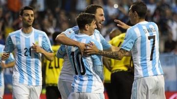 Аргентина выиграла у Ямайки