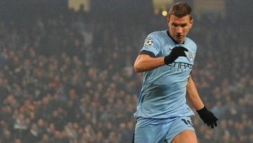 Эдин Джеко решил остаться в «Манчестер Сити»