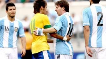 Месси: «Неймар мой друг, жаль, что Кубок Америки для него завершен»