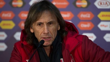 Гарека: «Колумбия – первоклассная команда»