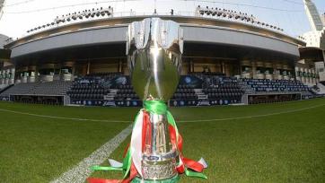 Суперкубок Италии-2015 дарован Шанхаю