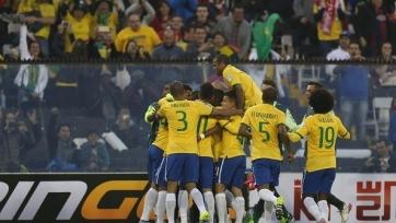 Бразильцы обыграли Венесуэлу и вышли в четвертьфинал
