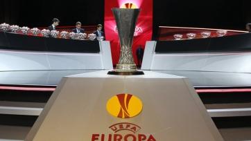 Завершилась жеребьевка первого квалификационного раунда Лиги Европы