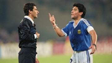 Диего Марадона: «Грондона предал нас в 1990-м»
