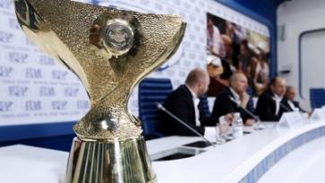 Суперкубок России будет разыгран в Химках