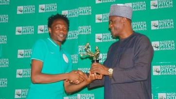 Ахмед Муса признан лучшим форвардом Нигерии прошлого года