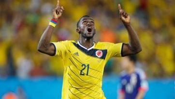 Агент Джексона Мартинеса не подтвердил, что футболист отправляется в Мадрид