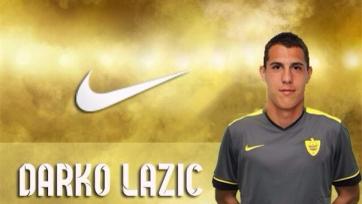 Официально: Дарко Лазич стал игроком «Анжи»