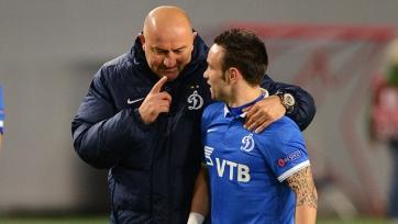 Станислав Черчесов не подтвердил желание Вальбуэна покинуть «Динамо»