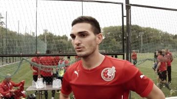 Оздоев близок к переходу в «Спартак»