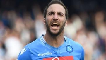 Игуаин может сменить один итальянский клуб на другой