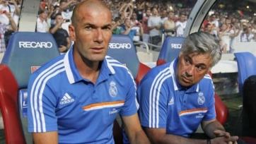 Зидан был готов возглавить мадридский «Реал»