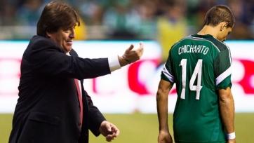 Эррера: «Большие клубы не пустили Чичарито на Кубок Америки»