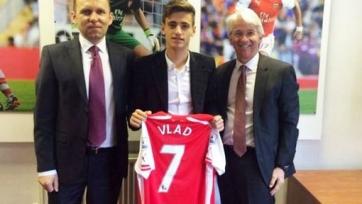 «Арсенал» подписал 16-летнего румынского футболиста