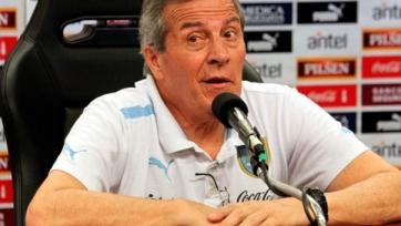 Табарес: «Сборная Уругвая проиграла из-за моих тактических ошибок»