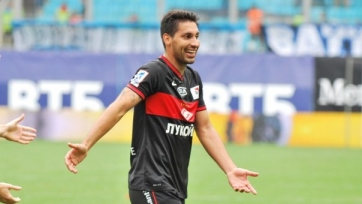 Официально: Инсаурральде подписал контракт с клубом «Хагуарес де Чьяпас»