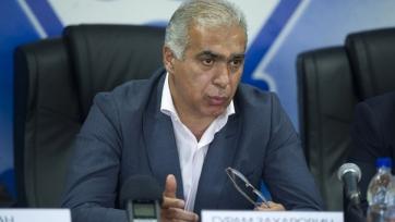 Гурам Аджоев: «В УЕФА наказали нас за старые грехи»