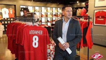 Дмитрий Аленичев: «Общение с игроками для меня очень важно»