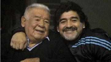 Горе в семье Диего Марадоны