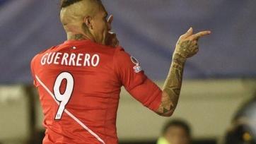 Перуанцы вышли в полуфинал