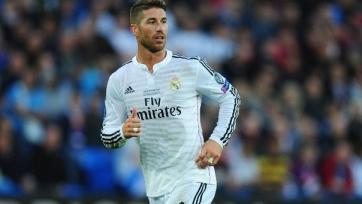 «Реал» отказался продавать Рамоса в «МЮ» за 50 млн. евро, но назвал свою цену